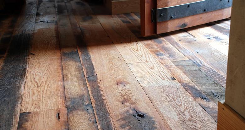 Threshing floor canadian antique lumber for Threshing floor